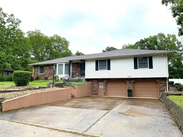 1612 Lincoln Lane, Rolla, MO 65401 (#20034964) :: Peter Lu Team