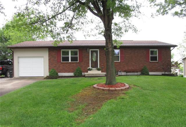 705 Lincoln, Perryville, MO 63775 (#20034989) :: Clarity Street Realty