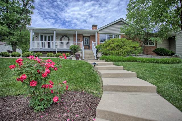 351 Barnett Drive, Edwardsville, IL 62025 (#20035012) :: Walker Real Estate Team