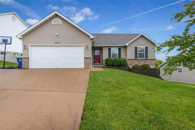 1837 Championship Lane, Festus, MO 63028 (#20035030) :: St. Louis Finest Homes Realty Group
