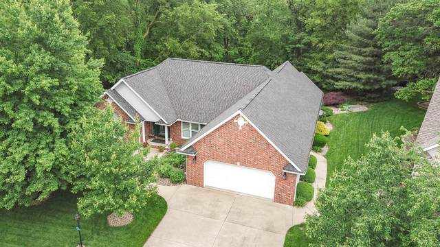 5403 Whispering Woods Drive, Godfrey, IL 62035 (#20035057) :: Tarrant & Harman Real Estate and Auction Co.
