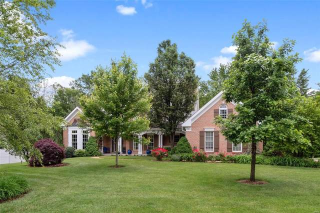 4518 Woodland Drive, Lake St Louis, MO 63367 (#20035060) :: Clarity Street Realty
