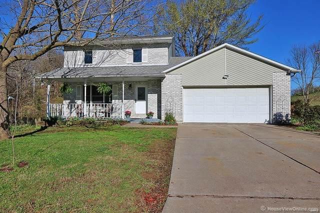 1006 Oak Ridge, Cape Girardeau, MO 63701 (#20035069) :: The Becky O'Neill Power Home Selling Team