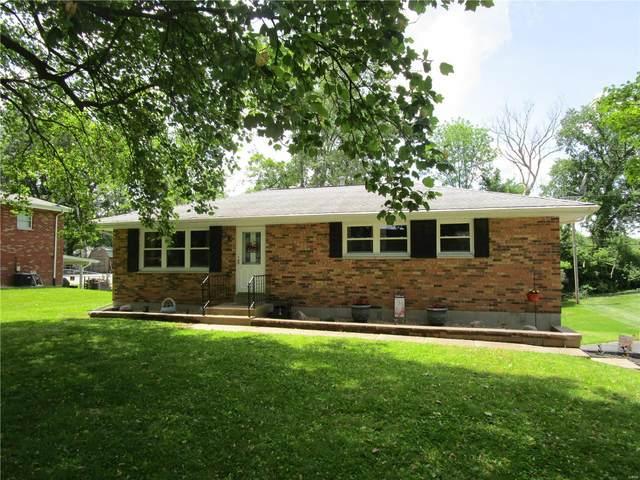 1317 Eileen Street, Collinsville, IL 62234 (#20035077) :: RE/MAX Vision