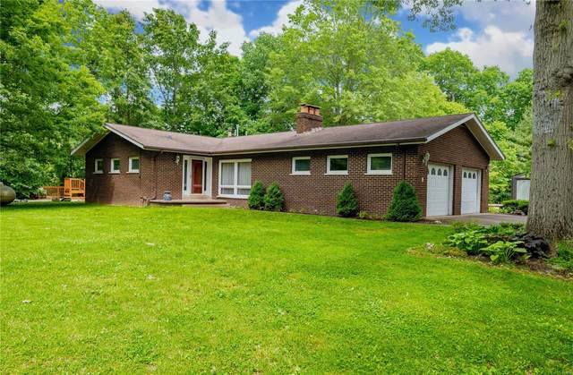 360 Troy Ofallon Road, Troy, IL 62294 (#20035078) :: Kelly Hager Group   TdD Premier Real Estate