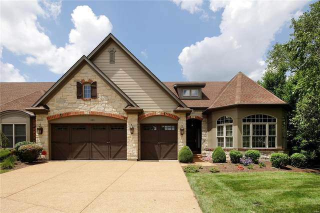 14401 Rue De Gascony Court, Chesterfield, MO 63017 (#20035079) :: Matt Smith Real Estate Group