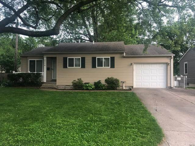 2718 Chatham, Maryland Heights, MO 63043 (#20035085) :: St. Louis Finest Homes Realty Group