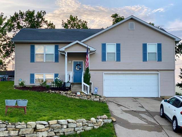 45 Hickory Circle, Union, MO 63084 (#20035087) :: Parson Realty Group