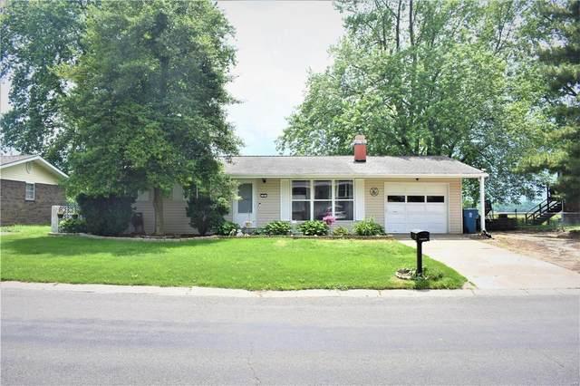 9 Bellevue Drive, Collinsville, IL 62234 (#20035098) :: RE/MAX Vision