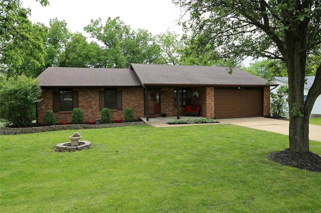 726 Walnut Ridge, Fenton, MO 63026 (#20035107) :: Peter Lu Team