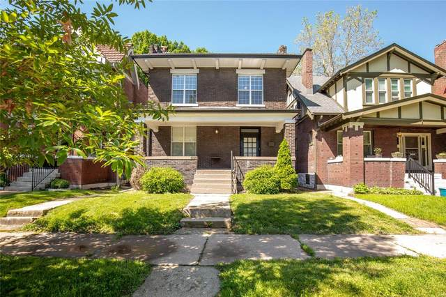 5928 De Giverville Avenue, St Louis, MO 63112 (#20035125) :: Clarity Street Realty