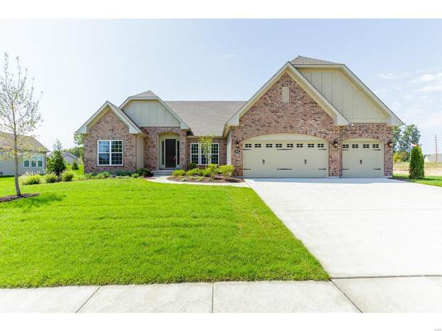 408 Gatehouse Circle, O'Fallon, MO 63385 (#20035128) :: Sue Martin Team