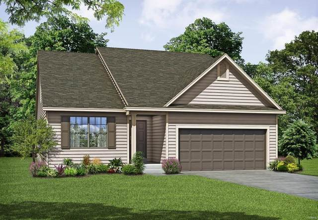 1 Davinci 1.5 @ Sandfort Farm, Saint Charles, MO 63301 (#20035130) :: Tarrant & Harman Real Estate and Auction Co.