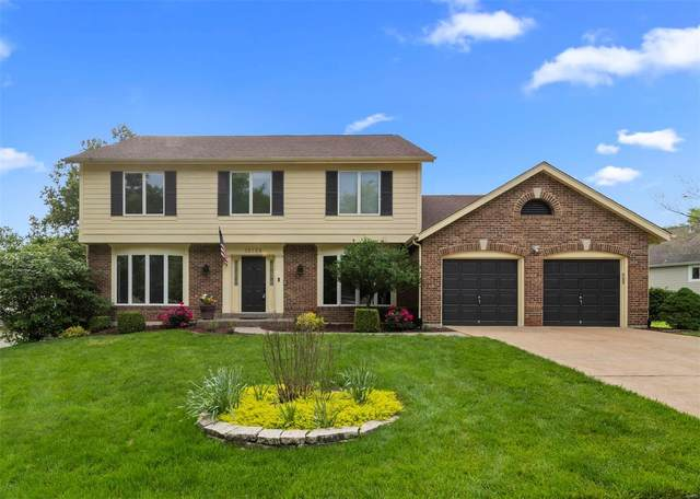 15728 Trapp Ridge Ct, Chesterfield, MO 63017 (#20035137) :: The Becky O'Neill Power Home Selling Team