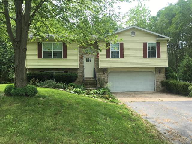 60 Stonebrook Drive, Highland, IL 62249 (#20035144) :: The Becky O'Neill Power Home Selling Team