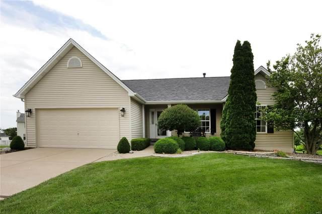 6 Gazebo Court, O'Fallon, MO 63368 (#20035176) :: The Becky O'Neill Power Home Selling Team