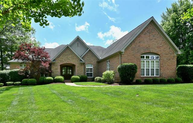 17424 Windridge Estates, Chesterfield, MO 63005 (#20035178) :: Parson Realty Group