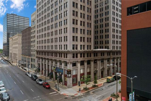 314 N Broadway Street #905, St Louis, MO 63102 (#20035179) :: The Becky O'Neill Power Home Selling Team
