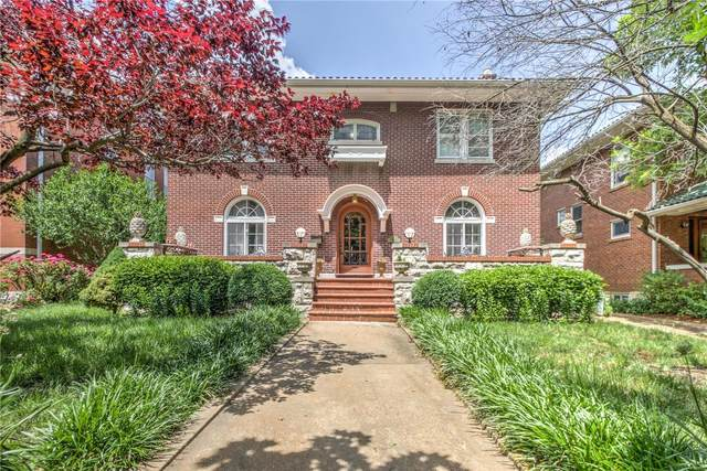 4165 Flora, St Louis, MO 63110 (#20035196) :: Clarity Street Realty