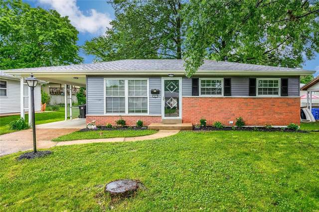 832 Virgo, St Louis, MO 63125 (#20035197) :: St. Louis Finest Homes Realty Group