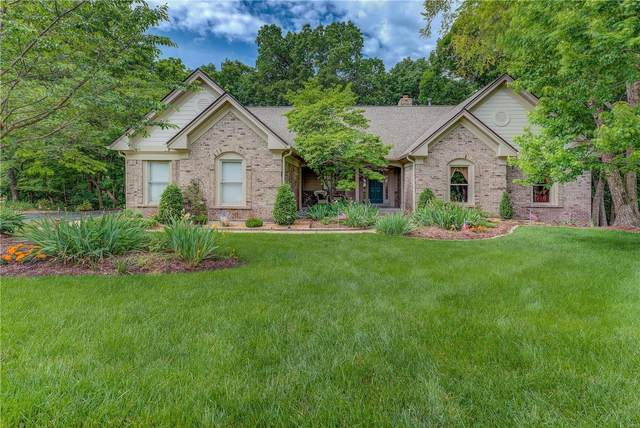 17704 Greystone Terrace Drive, Wildwood, MO 63005 (#20035202) :: The Becky O'Neill Power Home Selling Team