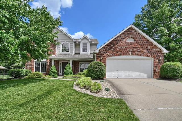 1302 Bossler Lane, O'Fallon, IL 62269 (#20035216) :: Tarrant & Harman Real Estate and Auction Co.