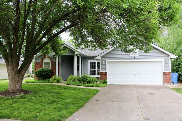 191 Brower Lane, Florissant, MO 63031 (#20035220) :: St. Louis Finest Homes Realty Group