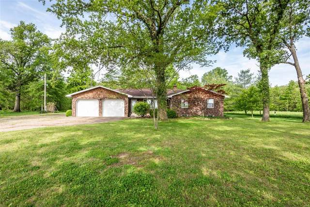 10521 Brinkman Road, CARLYLE, IL 62231 (#20035221) :: Parson Realty Group
