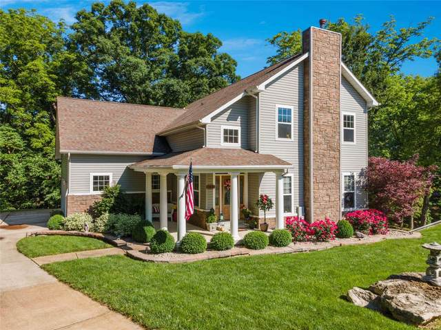713 High Hill Court, Lake St Louis, MO 63367 (#20035263) :: St. Louis Finest Homes Realty Group