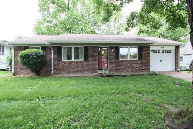 404 Todd Lane, Belleville, IL 62221 (#20035272) :: Fusion Realty, LLC