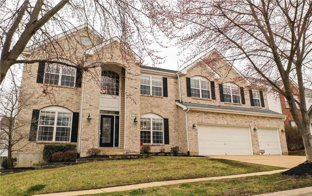 1043 Nooning Tree Drive, Chesterfield, MO 63017 (#20035294) :: Kelly Hager Group | TdD Premier Real Estate