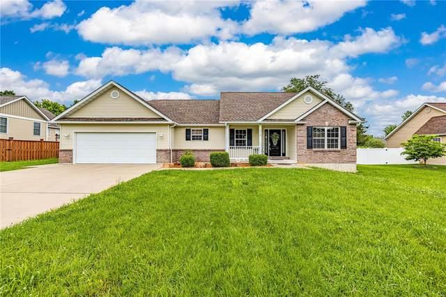 918 Murphys Way, Farmington, MO 63640 (#20035320) :: The Becky O'Neill Power Home Selling Team