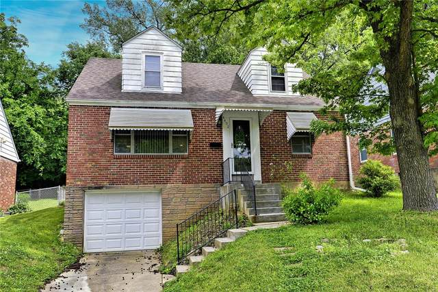 4402 Nelson, St Louis, MO 63121 (#20035340) :: The Becky O'Neill Power Home Selling Team