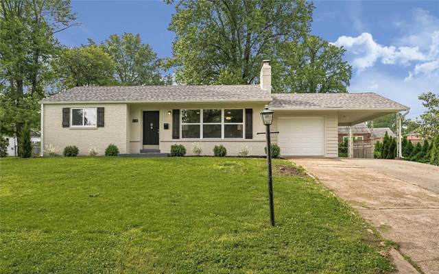 418 Sunningwell, Webster Groves, MO 63119 (#20035355) :: Clarity Street Realty