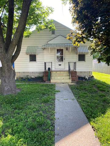 204 Haller Avenue, East Alton, IL 62024 (#20035356) :: Sue Martin Team