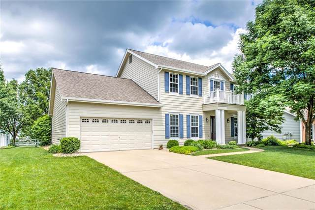 1431 Norwood Hills Drive, O'Fallon, MO 63366 (#20035359) :: The Becky O'Neill Power Home Selling Team