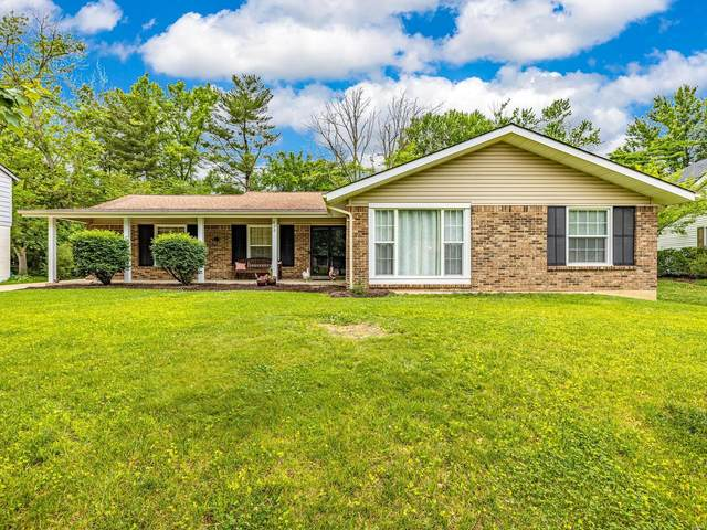 825 Dinard Drive, Manchester, MO 63021 (#20035369) :: The Becky O'Neill Power Home Selling Team