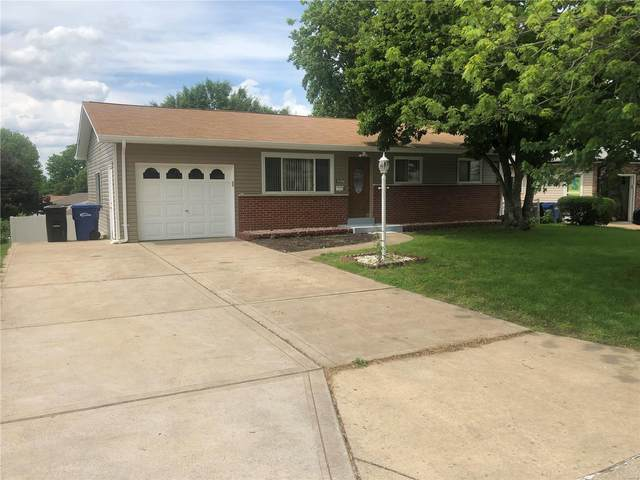 927 Vegas, Unincorporated, MO 63125 (#20035383) :: Clarity Street Realty