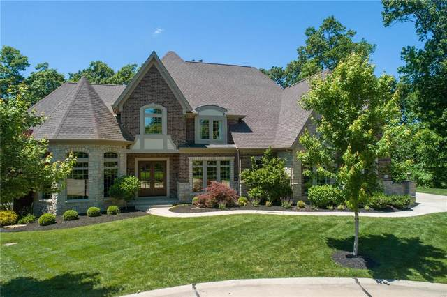 1401 Fox Hill Farms Ct., Chesterfield, MO 63005 (#20035406) :: Kelly Hager Group | TdD Premier Real Estate
