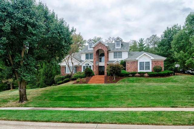 17025 Chesterfield Estates Court, Chesterfield, MO 63005 (#20035416) :: St. Louis Finest Homes Realty Group