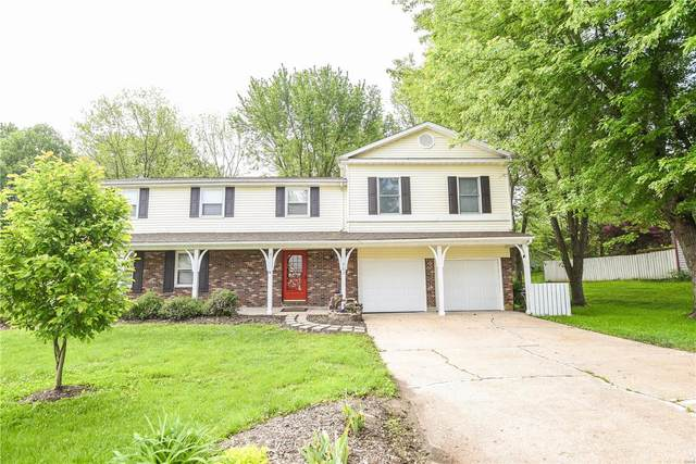 707 Chestnut Drive, Rolla, MO 65401 (#20035422) :: The Becky O'Neill Power Home Selling Team