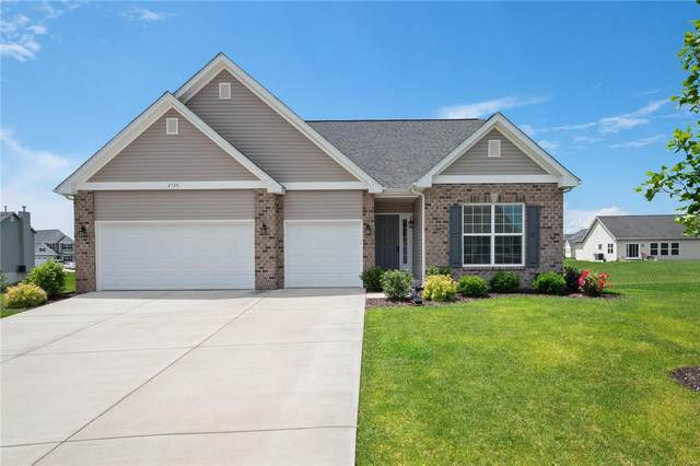 2720 Ambridge Drive, Belleville, IL 62221 (#20035453) :: Sue Martin Team