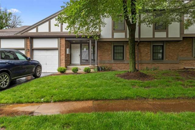13155 Royal Pines #5, St Louis, MO 63146 (#20035460) :: The Becky O'Neill Power Home Selling Team