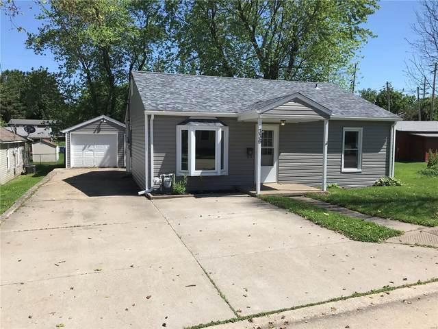 336 W Corbin Street, Bethalto, IL 62010 (#20035463) :: Tarrant & Harman Real Estate and Auction Co.