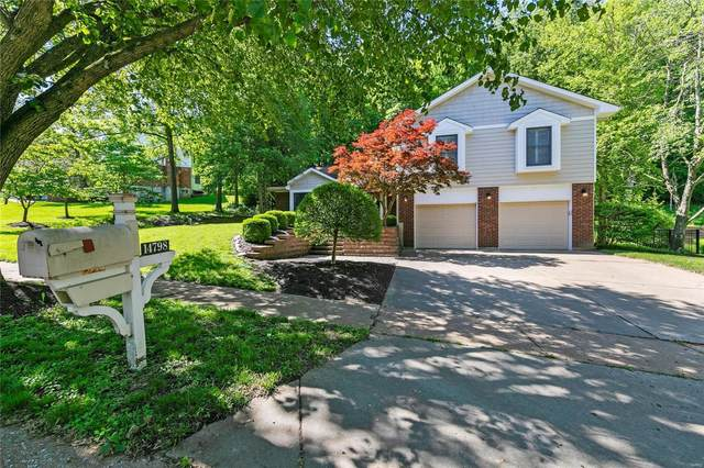 14798 Greenleaf Valley Drive, Chesterfield, MO 63017 (#20035476) :: Clarity Street Realty
