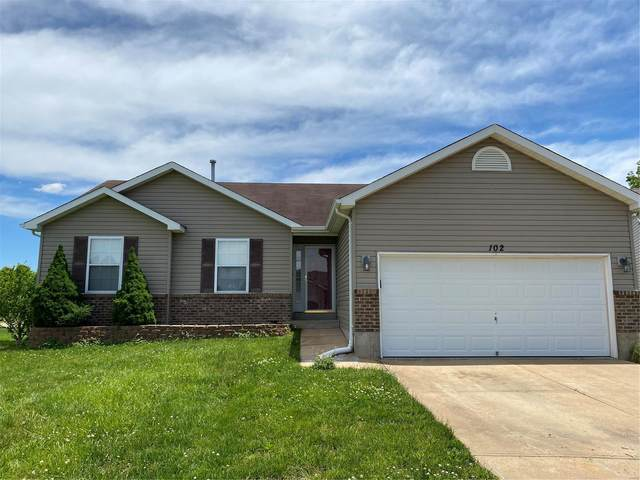 102 Cortez Circle, Festus, MO 63028 (#20035493) :: Parson Realty Group
