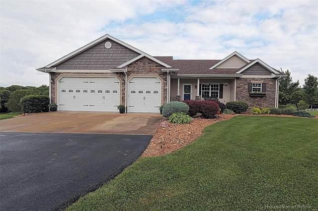 221 Woodvine Court, Farmington, MO 63640 (#20035495) :: The Becky O'Neill Power Home Selling Team