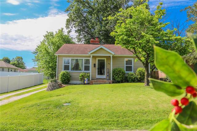 103 Brennan Avenue, Collinsville, IL 62234 (#20035519) :: Tarrant & Harman Real Estate and Auction Co.
