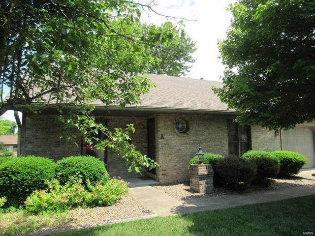 1710 West Boulevard A, Belleville, IL 62221 (#20035529) :: Sue Martin Team