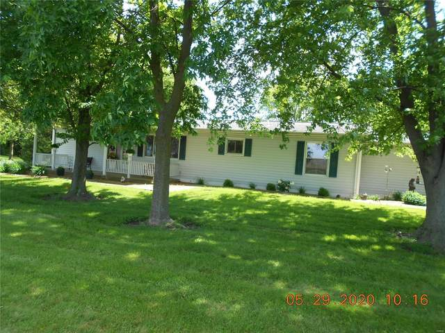 13800 State Route 160, TRENTON, IL 62293 (#20035532) :: The Becky O'Neill Power Home Selling Team